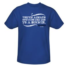 Justified... I want this shirt!