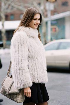 Big Jacket little dress  From Vanessa Jackman