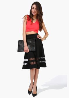 # See Clearly Skirt | Shop for See Clearly Skirt Online