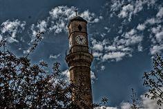 Dark,çorum saat kulesi.