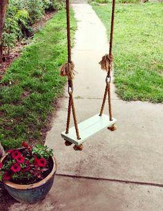 Balanço de Jardim ou Quintal