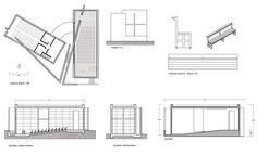 Church of light - Chiesa della Luce - Tadao Ando dwg Maquette Architecture, Light Architecture, Concept Architecture, Interior Architecture, Tadao Ando, Church Of Light, Catholic Catechism, Catholic University, Architecture Visualization