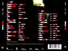 Amores Perros Soundtrack (Full Album) CD 1