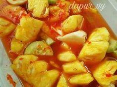 Resep ASINAN BUAH pedas manis asem seger oleh dapurVY - Cookpad