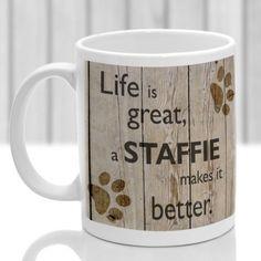 Staffordshire-Bull-terrier-mug-Staffie-dog-gift-ideal-present-for-dog-lover