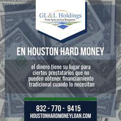 Tenemos el préstamo que necesitas al al alcance de tus manos. Houston, Hard Money Lenders, Private Loans, Local Banks, Service Learning, Financial Institutions, Texas, Money, Hands