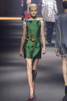 Lanvin spring '16 Paris Fashion Week.