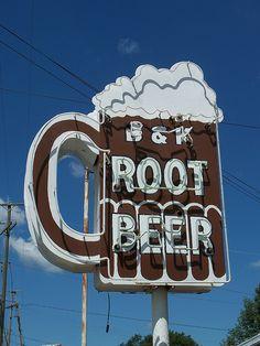 OH Van Wert - B & K Root Beer | Flickr - Photo Sharing!