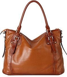 Heshe Women's Soft Genuine Leather Vintage Top-handle Shoulder Bag Cross Body Messanger Classic Handbag Purse Tote HESHE http://www.amazon.com/dp/B00LZKKYUA/ref=cm_sw_r_pi_dp_Udauub0NPDG4R