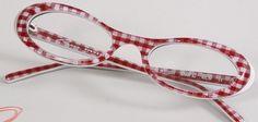 Pierre Eyewear Gingham Eyewear
