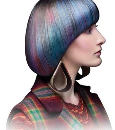 30 special spring hair color for blonde hair take a look! All Hairstyles, Spring Hairstyles, Long To Short Hair, Short Hair Styles, Pageboy Haircut, Mushroom Hair, Bold Hair Color, Trending Haircuts, Crazy Hair