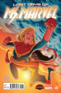 Ms. Marvel (2014) Issue #17