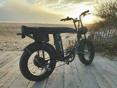 Uni Moke Classic Electric Bike Bike Bike Electric