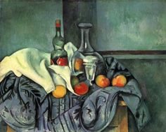 Items similar to French Impressionist Art - Paul Cezanne - Still Life - 1977 Large Poster Sized Print 12 x 15 on Etsy National Gallery Of Art, Art Gallery, Painting Still Life, Still Life Art, Monet, Cezanne Still Life, Paul Cezanne Paintings, Cezanne Art, Oil Paintings