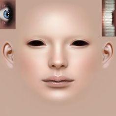 asian 3 face