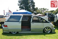 1996 Toyota VIP Previa/Estima
