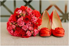 Red and Pink Wedding   EventDazzle