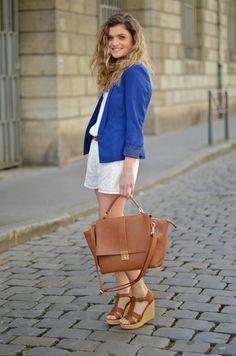 http://www.marieandmood.com/ #Combi-Short #Veste #Ceinture #Sac #Chaussures @Pimkie