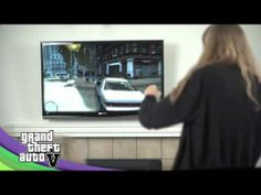 ▶ GTA 5 Kinect - YouTube