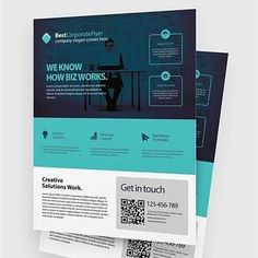 #corporateflyer hashtag on Instagram • Photos and Videos Corporate Flyer, Business Brochure, Photo And Video, Videos, Creative, Photos, Instagram, Pictures