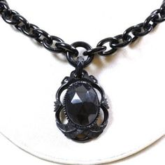 Victorian Whitby Jet Necklace £1195