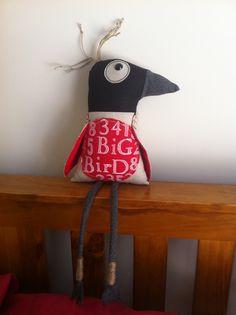 Bird - by RedStitchDesigns on madeit