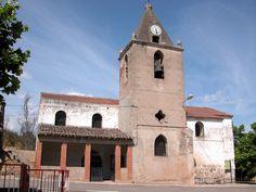 Iglesia de Cirueña, La Rioja #CaminodeSantiago