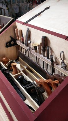 Dutch Tool Chests by You, Our Readers - Popular Woodworking Magazine
