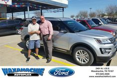 #HappyBirthday to Scott from J David Thornhill at Waxahachie Ford!  https://deliverymaxx.com/DealerReviews.aspx?DealerCode=E749  #HappyBirthday #WaxahachieFord