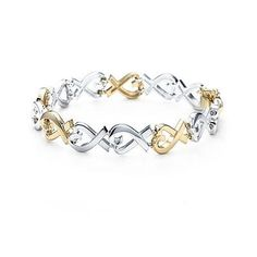 Tiffany Heart Bracelet Loving Heart Bracelet--maybe a 25th anniversary present?
