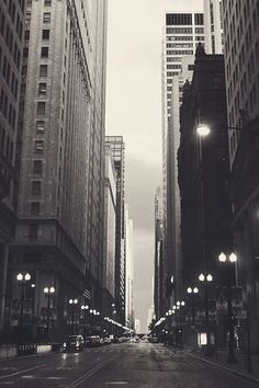 Financial District Chicago World #iPhone 4s #Wallpaper