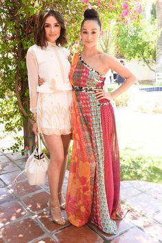 Olivia Culpo and Cara Santana