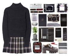 """English College Set- organised- clean- clever- fresh fruits-"" by vintagegurls ❤ liked on Polyvore"