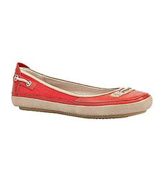 2ced621d49bf another pair of red shoes - dillard s Ballerina Flats