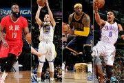 Top 5 MVP Candidates Through April
