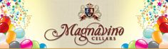 2 Year Anniversary Celebration at Magnavino Cellars on September 1st in Oxnard, California. Events include a release of latest vintage of wines, including 2 red blends, TRIFECTION and MAGNATUDE, along with 3 white wines, featuring BEAUTIFUL, a blend of 6 white-wine grapes; Cold Stone Creamery wine infused ice cream; I Would Rather Be Baking wine infused cupcakes; and Twenty 88 Restaurant sides; Guitarist Kenzie Mae and Company from 1-5pm.  Tasting room hours 11-6 Saturday & Sunday.