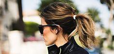 10 idées de coiffures cool pour faire du sport