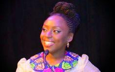 #feminism #ngozi #adichie Chimamanda Ngozi Adichie, Feminism, Crochet Necklace, Jewelry, Fashion, Moda, Jewlery, Jewerly, Fashion Styles