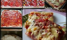 Kebab v rúre - Báječné recepty Czech Recipes, Ethnic Recipes, Antipasto, Thing 1, Creative Food, Pizza, Cauliflower, Cooking Recipes, Lunch