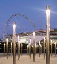 What it takes to turn urban space into a revitalized space: http://www.woodhouse.co.uk/wembley-stadium.html Examples of successful transformations of a public realm. #architecture
