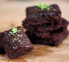 Raspberry Goat Cheese Swirl | Recipe | Dark Chocolate Brownies, Goat ...