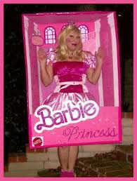 Best directions for diy barbie boxes costumesscenery pinterest homemade barbie in the box costume homemade halloween costumes solutioingenieria Images