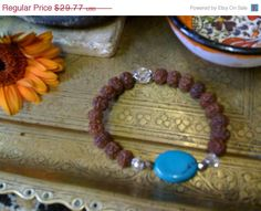 30offSALE Peace & Power Yoga Bracelet <3 shop for good karma supports welfare programs in rural india