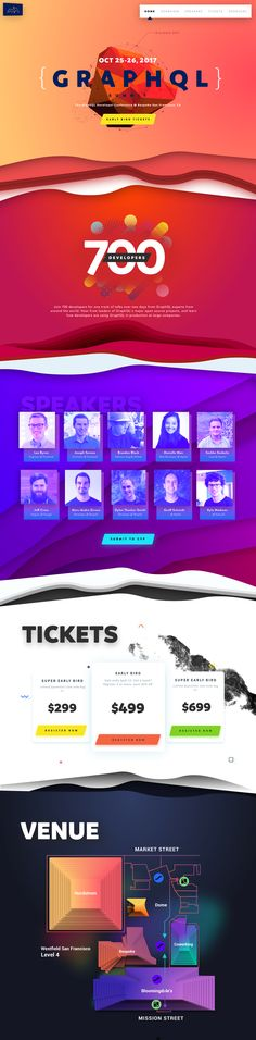 GraphQL Design Exploration | #ui #ux #userexperience #website #webdesign #design #minimal #minimalism #art #white #orange #blue #red #violet #yellow #data #app #ios #android #mobile #clean #blog #theme #template #chart #graphic #travel #map #ecommerce #fashion