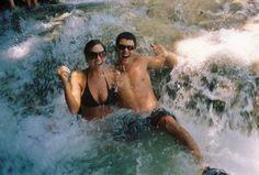 "Dunns River Jamaica- ""yaw mawn"""