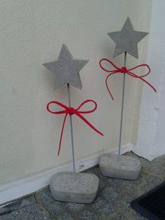 beton deko Weihnachten DIY Barbara Kamp www.Betonandmore.de