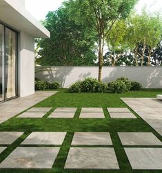 Are you thinking about renovating your backyard? Earth Design Turf can help make your vision a reality. Garden Stairs, Garden Floor, Terrace Garden, Landscaping Along Fence, Home Landscaping, Pergola Patio, Backyard Patio, Pergola Ideas, Terrace Tiles