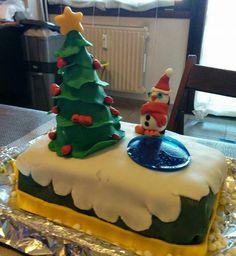 Ovviamente cominciamo con torte in tema #natale #chiediloatiziana by @alidacannella
