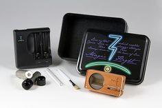 I love my Magic Flight Launch Box! You can read my review here: http://atcannabis.com/magic-flight-launch-box-review/