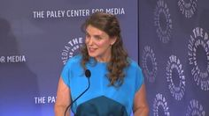 "Vivian Howard, star and writer of ""A Chef's Life,"" spoke at The Paley Center after winning a Peabody Award. She talks about defying southern stereotypes through a show that looks at local food lore in eastern North Carolina."